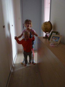 09 SEPTEMBRE Gabin 8 ans  avec Heïdi sa copine 6 ans !!!
