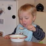 2012 mange presque tout seul